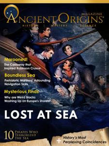 Ancient Origins Magazine – November 2019