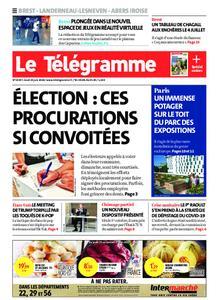 Le Télégramme Brest – 25 juin 2020