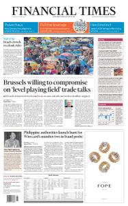 Financial Times UK - June 25, 2020