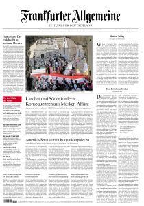 Frankfurter Allgemeine Zeitung - 8 März 2021