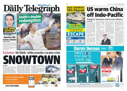 The Daily Telegraph (Sydney) – August 05, 2019