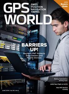 GPS World - June 2019