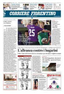 Corriere Fiorentino La Toscana – 23 settembre 2018