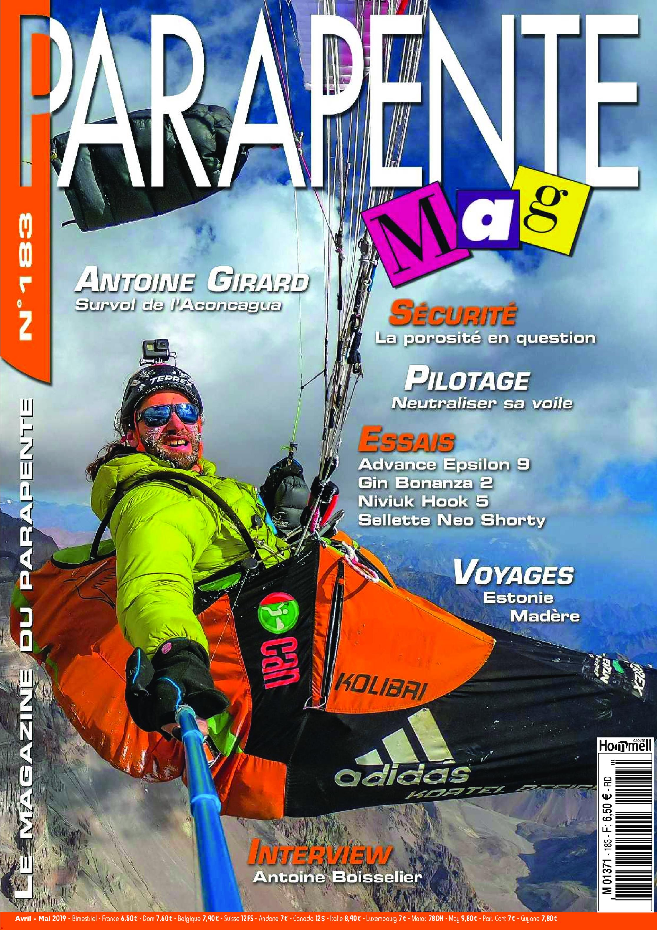 Parapente Mag - avril 2019