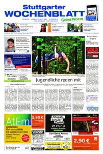 Stuttgarter Wochenblatt - Zuffenhausen & Stammheim - 18. September 2019
