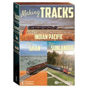 Readers Digest - Making Tracks (2015)