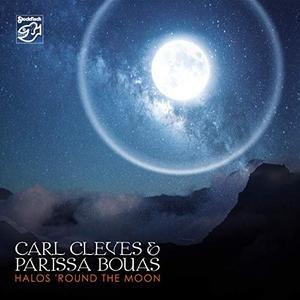Carl Cleves & Parissa Bouas - Halos ´Round The Moon (2014/2019) [Official Digital Download]