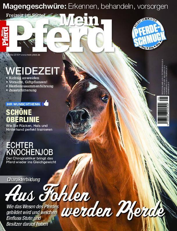 Mein Pferd - Mai 2018