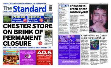 The Standard Chester & District – December 03, 2020