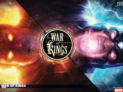 War of Kings (Complete)