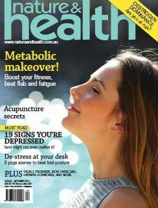 Nature & Health - August - September 2016