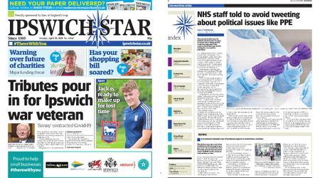 Ipswich Star – April 20, 2020