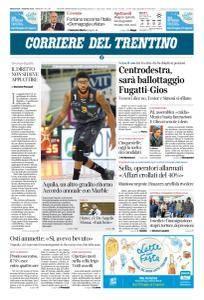 Corriere del Trentino - 1 Agosto 2018