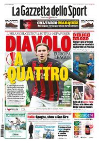 La Gazzetta dello Sport Roma – 04 dicembre 2020