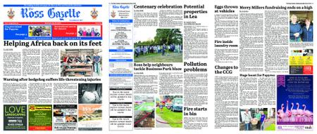 The Ross Gazette – May 22, 2019