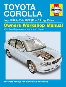Toyota Corolla Owners Workshop Manual