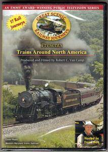Trains Around North America (2016)