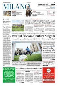 Corriere della Sera Milano - 4 Maggio 2018