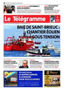 Le Télégramme Ouest Cornouaille – 03 mai 2021