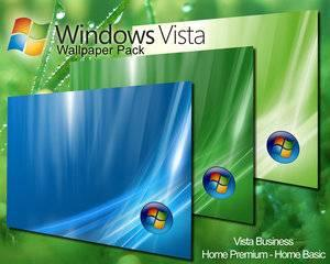 Vista Suite Wallpaper Pack