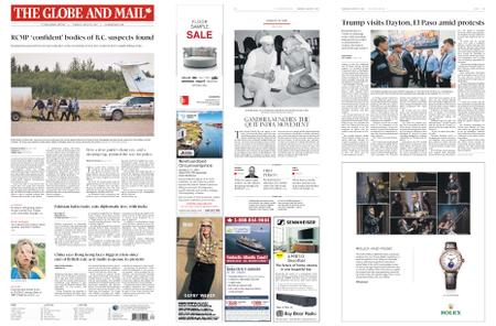 The Globe and Mail – August 08, 2019
