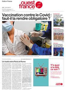 Ouest-France Édition France – 06 juillet 2021