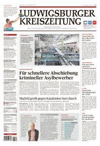 Ludwigsburger Kreiszeitung - 20. Oktober 2017