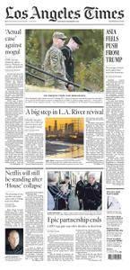 Los Angeles Times  November 04 2017