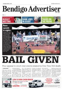 Bendigo Advertiser - April 11, 2019