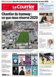Le Courrier de l'Ouest Angers – 09 décembre 2019
