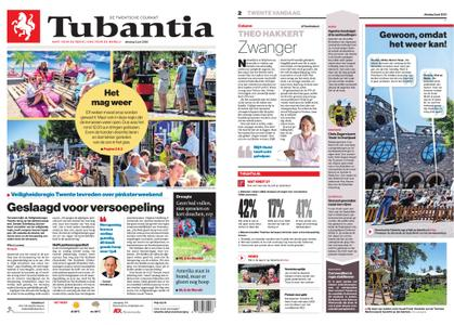 Tubantia - Oldenzaal – 02 juni 2020