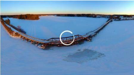 UAV Drone Photos to Google Street Contributor