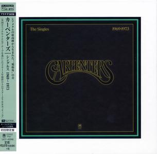 Carpenters • The Singles 1969-1973 (1973) [Mini LP PT-SHM Universal Japan 2014]