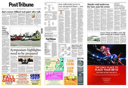 Post-Tribune – October 30, 2019
