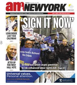 AM New York - November 19, 2019