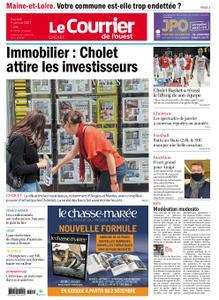 Le Courrier de l'Ouest Cholet – 09 janvier 2021