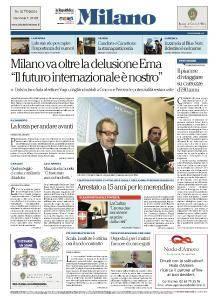la Repubblica Milano - 21 Novembre 2017
