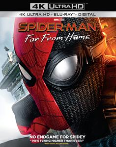 Spider-Man: Far from Home (2019) [4K, Ultra HD]