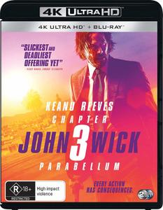 John Wick: Chapter 3 - Parabellum (2019) [4K, Ultra HD]