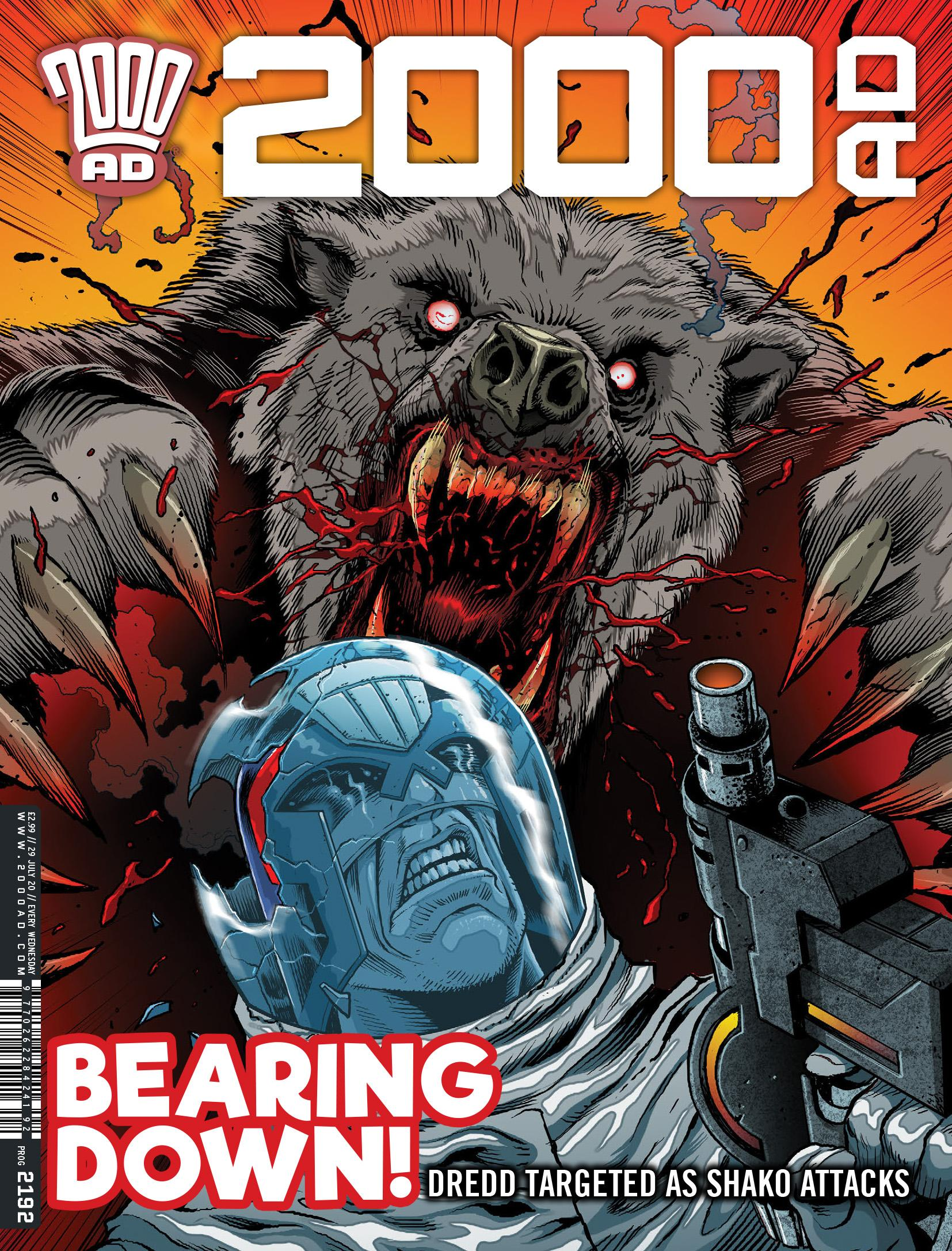 2000AD prog 2192 2020 digital Minutemen
