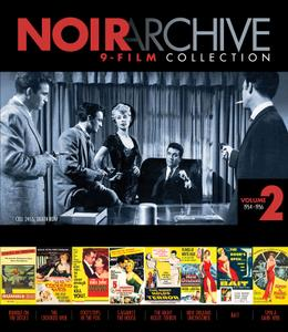 Noir Archive Volume 2: 9-Film Collection (1954-1956)