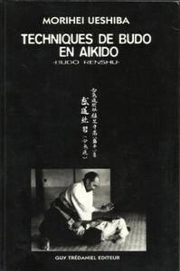 Techiqes de Budo en Aïkido. Budo Renshu