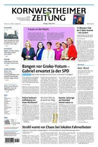 Kornwestheimer Zeitung - 02. März 2018