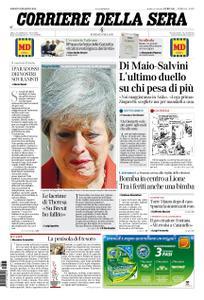 Corriere della Sera – 25 maggio 2019