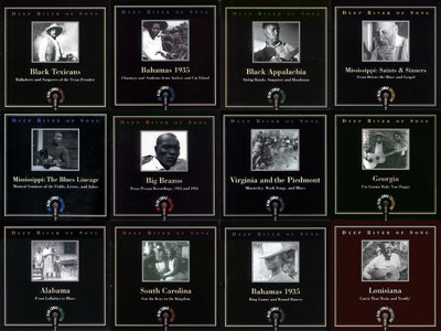VA - Deep River of Song: The Alan Lomax Collection (1999-2004) 12CDs [Re-Up]