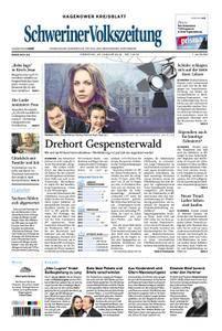 Schweriner Volkszeitung Hagenower Kreisblatt - 23. Januar 2018
