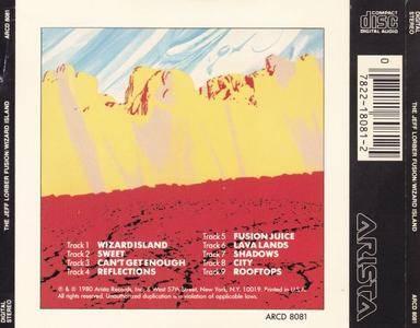 Jeff Lorber - Wizard Island (1980) {Arista}