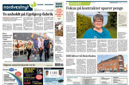 Nordvestnyt Holbæk Odsherred – 12. april 2019