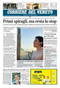 Corriere del Veneto Padova e Rovigo – 31 marzo 2020