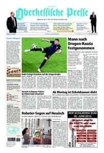 Oberhessische Presse Hinterland - 22. Juni 2018